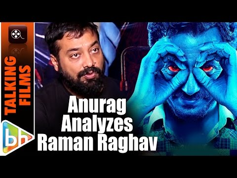 Raman Raghav Had No Idea That Killing People Was A Crime | Anurag Kashyap