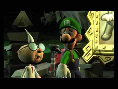 Luigi's Mansion Dark Moon (3DS) - All Boss Fights (No Damage + Final Boss) - 3 Star Ratings