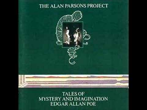 Allen Parson s Tells of mystery and intrigue