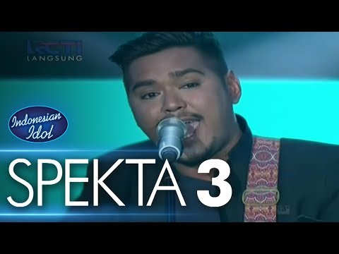 ABDUL - DON'T LOOK BACK IN ANGER (Oasis) - SPEKTA 3 - Indonesian Idol 2018