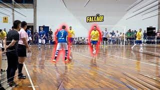 JOGUEI CONTRA O FALCÃO E OLHA OQUE ELE FEZ!!