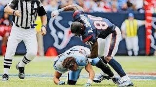 NFL Ejections Compilation | Part 1 (Fights, Cheap Shots, & More!)