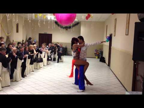 Танцевальный дуэт на ваш праздник!