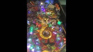 LIVE PLAY on the Wizard of Oz Pinball Machine