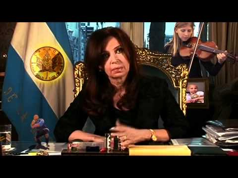 El Discurso NUNCA TELEVISADO de Cristina Fernndez de Kirchner (?)