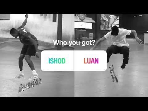 BATB 11   Who You Got: Ishod Wair or Luan Oliveira?