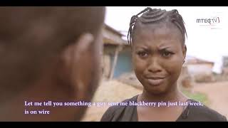 "Nollywood Actress ""Hannah Ogundare"" Goes Naked In A New Comedy Skit"