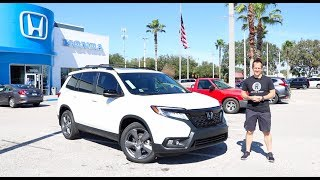 Is the 2019 Honda Passport the BEST midsize SUV to BUY?