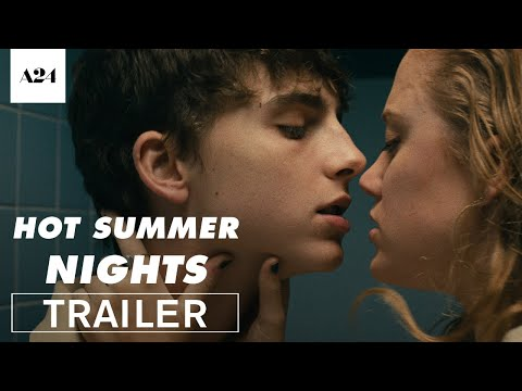 Hot Summer Nights | Official Full online HD | A24