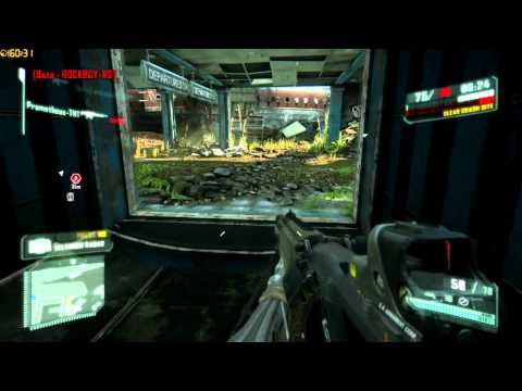 crysis 3 beta in gtx560 ti OC