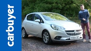 Opel/Vauxhall Corsa hatchback 2014 review - Carbuyer