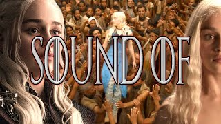 Game of Thrones - Sound of Daenerys Stormborn