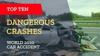 Car Accident in World!! Top 10 Fatal Car Crash Compilation- 01