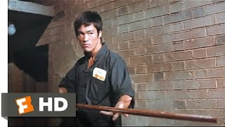 The Way of the Dragon (3/8) Movie CLIP - Tang Lung Fights Back (1972) HD