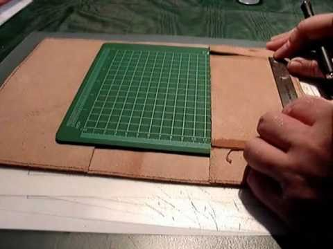 How To Make A Custom Leather Cover For Your Barnes And