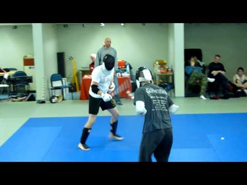 Smash Full Contact Stick Fighting Middleweight Finals Round 1 Image 1