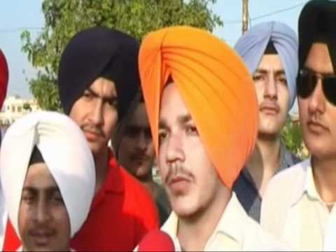 Hindi Music 2012 * Dastar Traning Centre Bathinda * Punjabi Pagri Song  * Best Turban Coaching *