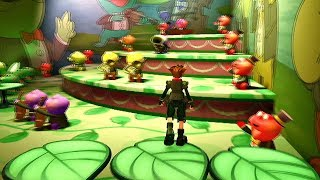 Kingdom Hearts 3 - Gameplay Walkthrough New Cutscenes & Heartless Doll Boss Fight