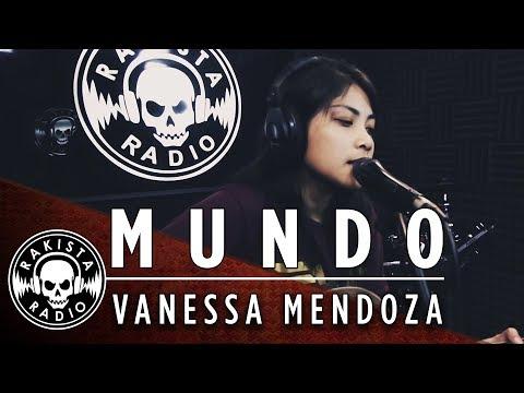 Mundo (IV of Spades Cover) by Vanessa Mendoza  | Rakista Radio live S1E4