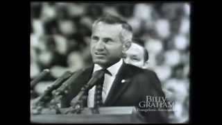 Louis Zamperini Testimony at 1958 San Francisco Billy Graham Crusade