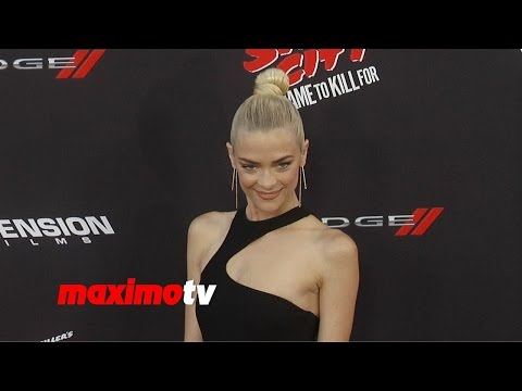 Jaime King | Sin City A Dame To Kill For | Los Angeles Premiere video
