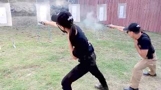 CQB GROUP tactical shooting training in Thailand