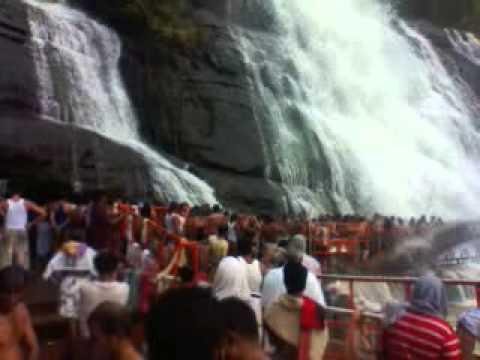 Tamil nadu tourist kutralam