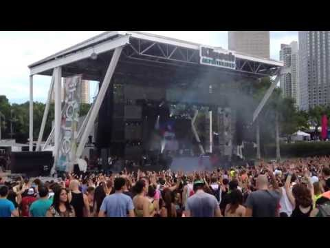 Arty @ Identity Festival Miami 2012 #3