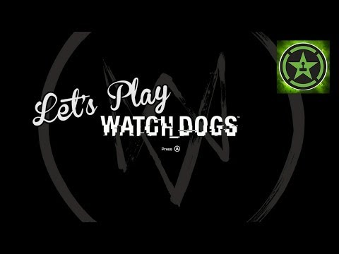 Lets Play Watch Dogs