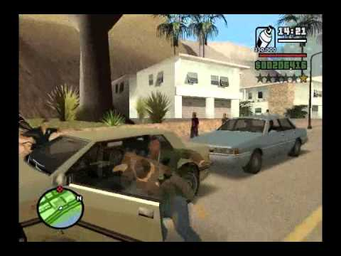 Loquendo - donde estan los graffitis de GTA san andreas parte final