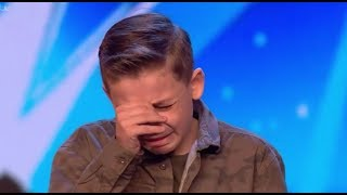 Download Lagu Calum Courtney: 10-Year-Old VIRAL Sensation Goes In Front On The Judges  | Britain's Got Talent 2018 Gratis STAFABAND