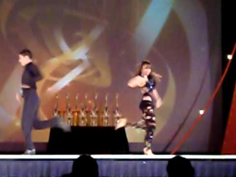 Abraham & Yukiko (Alma Latina)--SF Salsa congress--Amateur Competition 2009