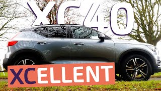 Volvo XC40 | Reviewed | Our honest opinion and the BEST 360 degree camera around