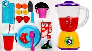 Cooking with Mixer Blender and Coffee Machine Playset for Kids | Yippee Toys