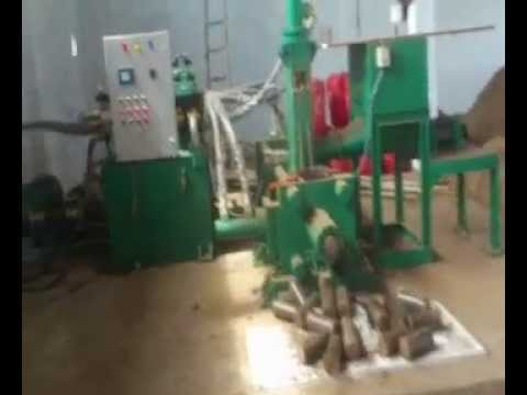 hydraulic briquetting machine india - Call 08123275438 biomass-briquetting-machine.in