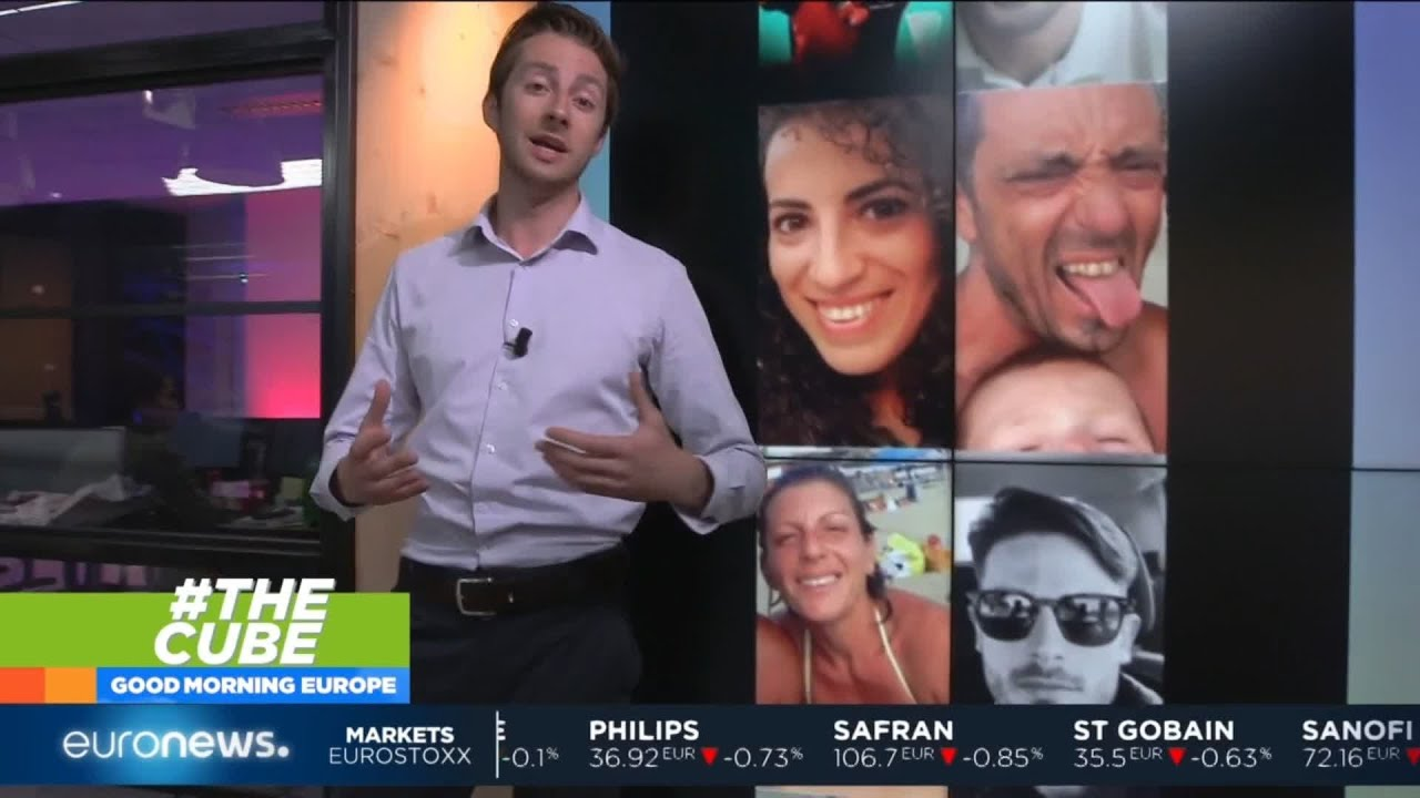 #TheCube | Friends and family are paying tribute to those who died in the Genoa bridge collapse