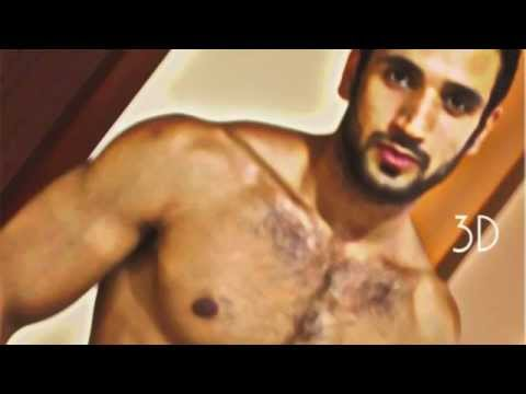 Gorgeous Men In Dubai video