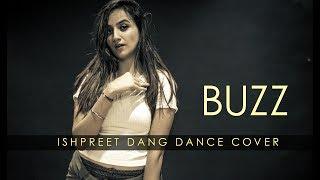 BUZZ   Aastha Gill Ft. Badshah   Ishpreet Dang Dance