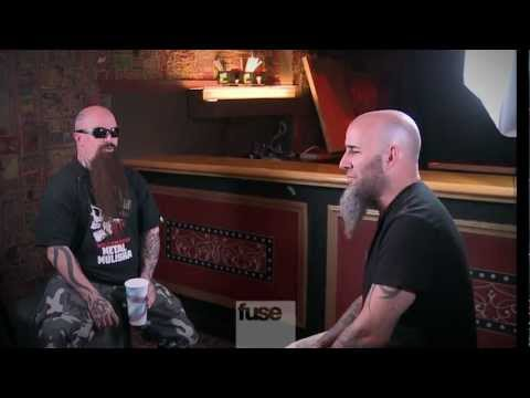 Scott Ian & Kerry King Talk Arrests, Booze & Strippers