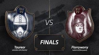 EU4 | Masters of Universalis | Florryworry VS Taureor | Finals