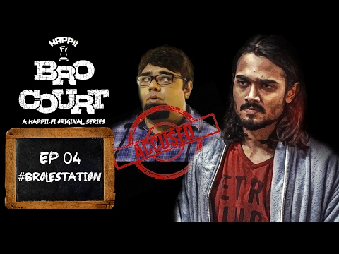 BRO COURT | EPISODE 4 | #BROLESTATION | BHUVAN BAM (BB Ki Vines) thumbnail