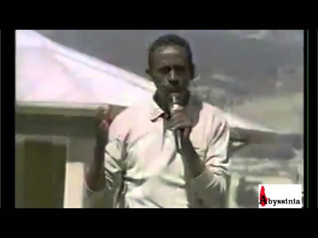 Ethiopian comedy-Tesfaye kassa
