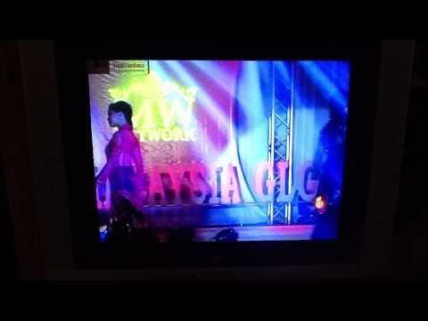 Beautiful Kebaya Mrs. Malaysia Globe 2012/13