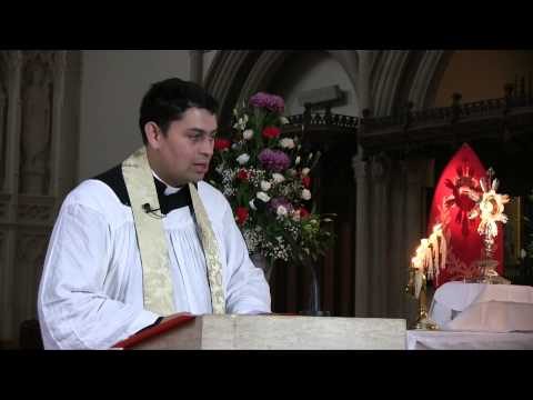 Our Lady and the Holy Souls: Sermon by Fr Gerard Hatton. A Day With Mary