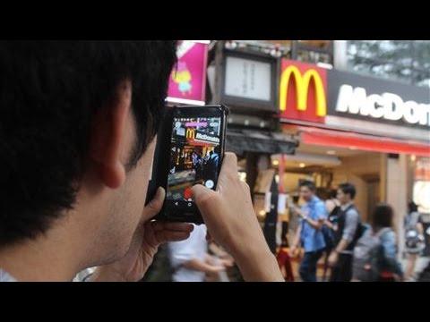 'Pokémon Go' Finally Comes Home to Japan