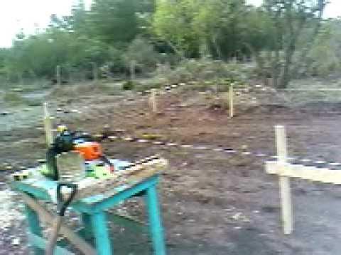 Como hacer una caba a facil 2 entre rios - Como construir una cabana ...