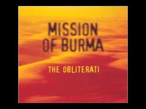 Mission Of Burma - 1001 Pleasant Dreams