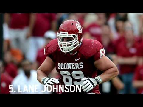 Top 10 Offensive Lineman in 2013 NFL Draft