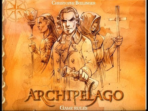 Off The Shelf Board Game Reviews Presents - Archipelago (Part 1 How To Play)