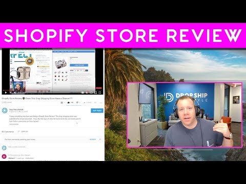 Shopify Dropshipping Store Review ✅ Easy Wins For Better Results
